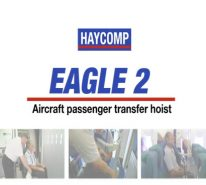 Haycomp Eagle DVD